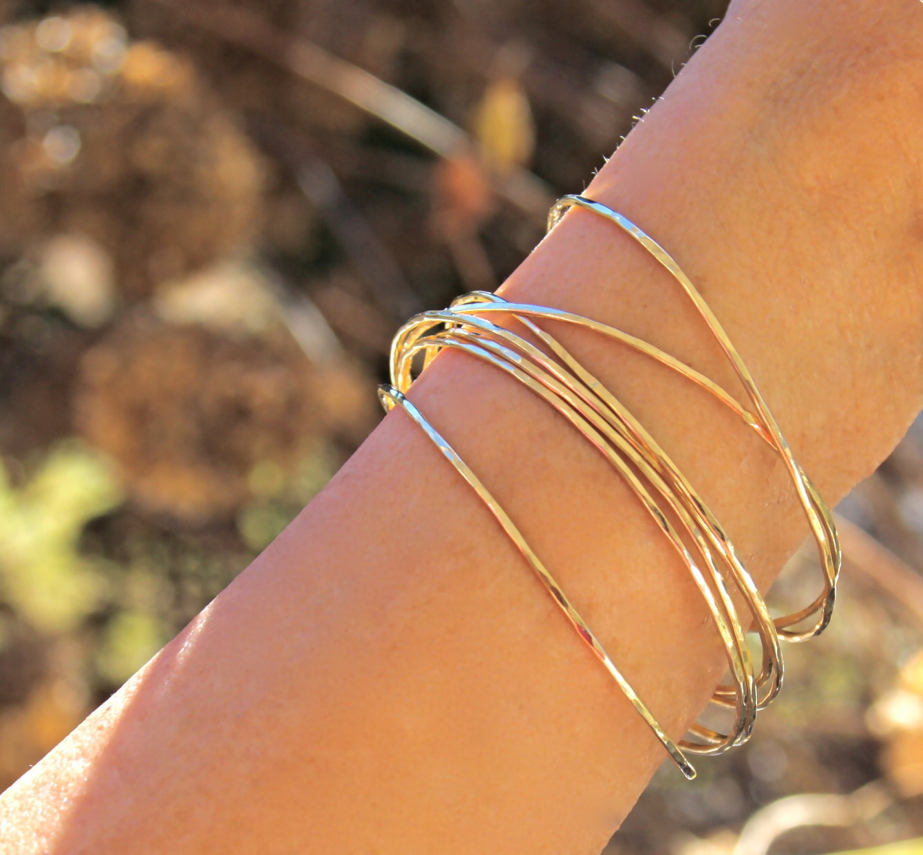 tang the bangles hive bracelet rosegold rose double wave christian search sterling gold slim daniel bangle