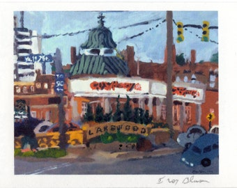 CVS at West 117th and Clifton Artist Trading Card