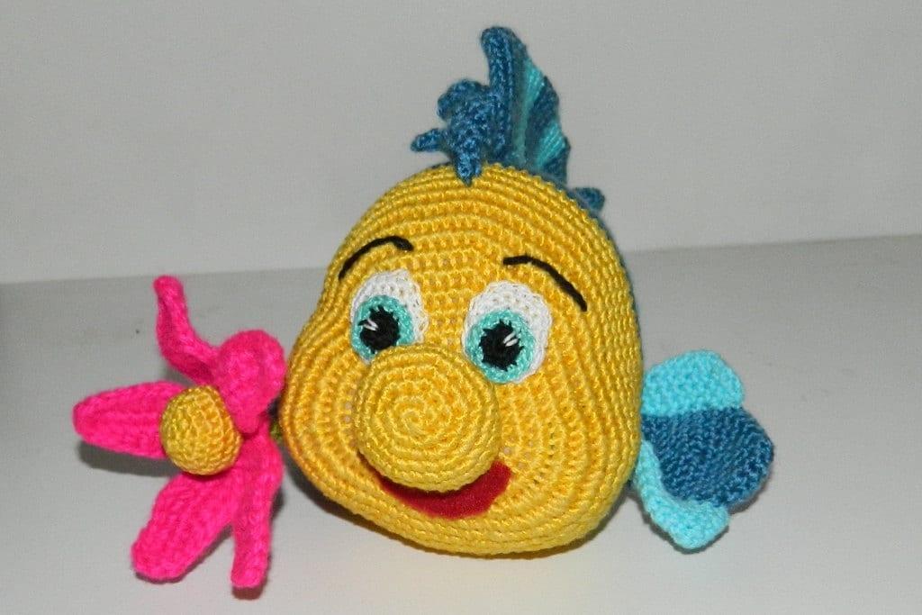 Amigurumi Fish Tutorial : Amigurumi fish pattern crochet cartoon toy diy cute