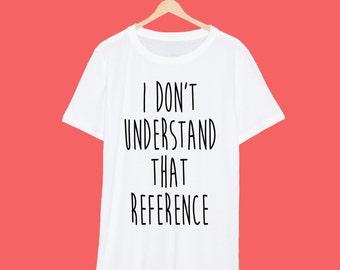Castiel Reference Supernatural T Shirt