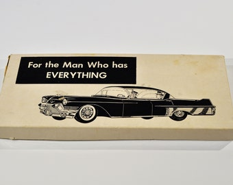 For the man who has everything Leister Game Company 1957/groom gift/bachelor gift