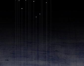 STAY / Interstellar Art Print