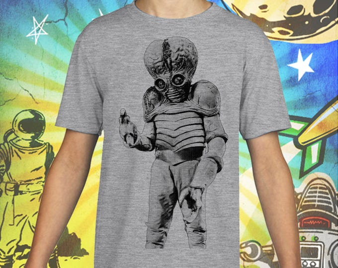 This Island Earth / Metaluna /Mutant / Gray Child Size Performance T-Shirt