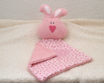 Handmade  stuffed toy , a baby and child's best friend, soft , baby shower gift.