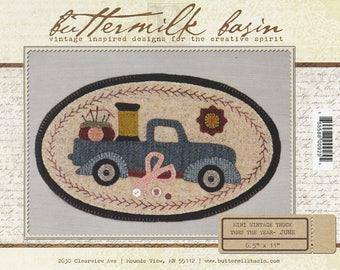 SALE!! Mini Vintage Truck Series by Buttermilk Basin - June