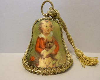 Mother's Day Bell, Reuge Collector's Musical Bell, Made in Switzerland, 3171