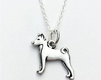 Shiba Inu Charm Necklace
