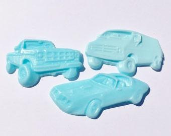 Children's Soap - Car, Truck, and Van Trio