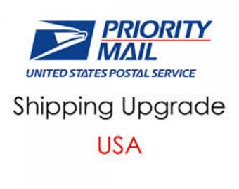 Upgrade to USPS Priority Mail 2-3 Days - GraciousGiggles