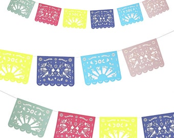 Mexican Paper Flags,Fiesta Party,Mexican Bunting,Fiesta Fans,Fiesta Party Decor,Fiesta Decoration,Mexican Flags,Mexican Fiesta,Mexican Decor