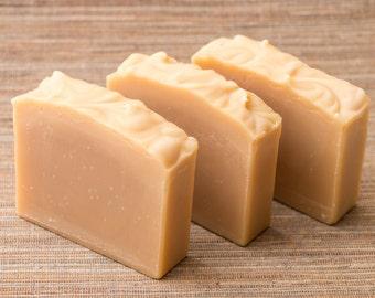 Goats milk soap bar