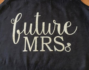 Future MRS./ Relaxed Fit tank top Size MEDIUM