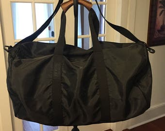 Vintage 1990's Boss Nylon Duffle Bag