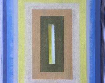 Original modern art, oil painting, art abstract, abstract art, abstract painting, art original, art geometric, painting original