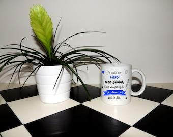 Great grandpa mug, Teacup, no name, ceramic mug, gift idea