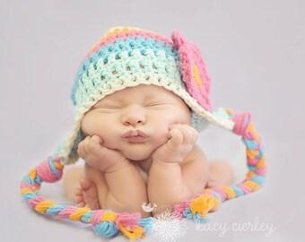 baby hat, girls hat, newborn girl hat, newborn girl hat, girls hat, Crochet , baby girl hat, crochet kids hat,  girls hat, girls winter hat