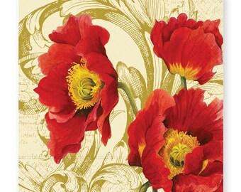 2 Decoupage Paper Napkins, Paper Napkins for Decoupage, Paper Napkins, Decor Collection, Vintage Napkins