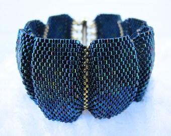 Stitch Seed bead Veronica Bracelet