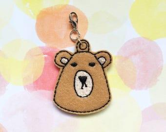 TN Charm, Grumpy Bear Sticker Co