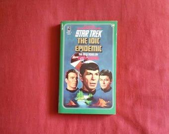 Jean Lorrah - The Idic Epidemic (Pocket Books 1988) - Star Trek
