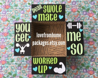 Swolemate Fitness Care Package Flaps