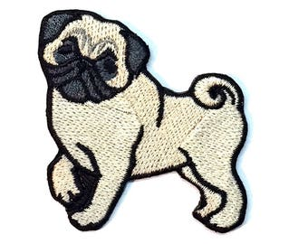 Pug Iron on Patch No Name