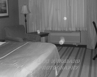Motel Room Ghosts Photograph