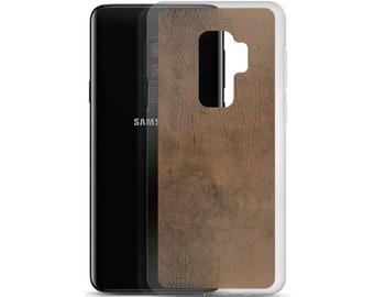 Leathery  Samsung Case