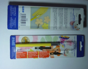 PME Sugarcraft Knife and Ribbon Insertion Blade