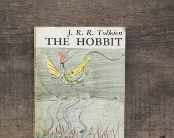 classic fantasy fiction The Hobbit by J. R. R. Tolkien