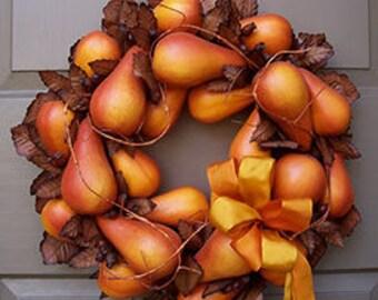 Pear Wreath (large)