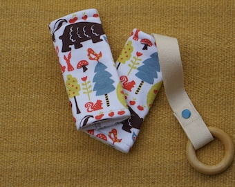 Forest Friends Organic Baby Carrier Teething Pads. Drool Pads. Baby Wearing. Protective Pads. Teething Pads. Ergo. Boba. Beco. Lillebaby.