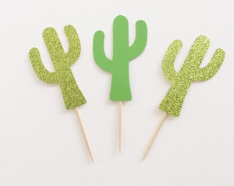 Cactus Party- Cacti Party- Cactus Birthday- Desert Party- Birthday Party- Southwest Party- Cactus Topper- Cacti Topper- Cactus- Cacti