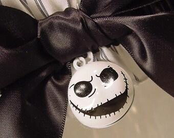 JACK SKELLINGTON wedding garter corps bride an  original Peterene design limited eddition