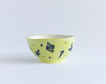Green Witch Bowl #1