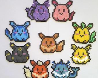 Chibi eeveelution Pokemon