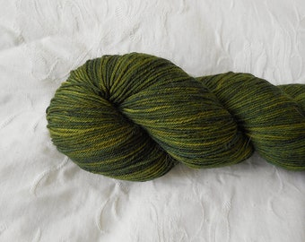 Jungle sock yarn