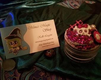 Cupcake Trinket Box