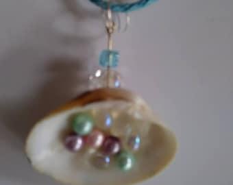 Sea Angel - Seashell Necklace
