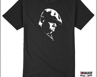 Biggie Smalls T Shirt Classics Hip Hop Notorious B.I.G.