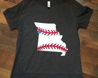 Missouri Royals shirt