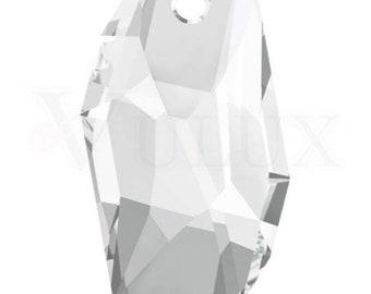 Swarovski  6673 Meteor Pendant  Crystal -38 mm