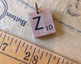 Scrabble Tile Charm