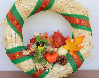 Fall Wreath/Fall/Wreath/OCA/Special Needs/Autism/AVT/Orlando/Exchange