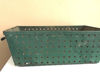 Awesome Industrial Factory Iron Basket