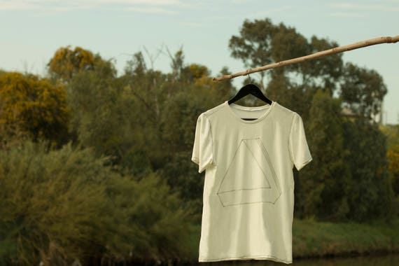 clothing Top clothing Tshirt birthday T Mens Evening shirt Mens Shirt Man's White Mans shirt Design wear Geometric fashion Mens gift g87xvH