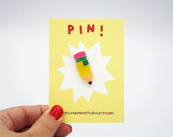 Pencil Pin