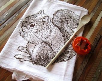 Tea Towel - Organic Tea Towel - Kitchen Towels - Dish Towels - Tea Towel Flour Sack - Flour Sack Tea Towel - Organic Cotton - Flour Sack