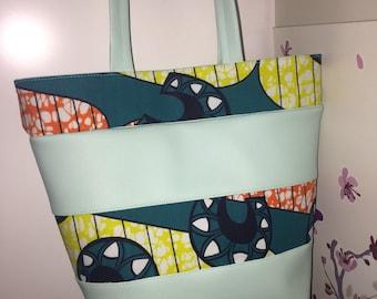 """Sea green"" Kelly bag"