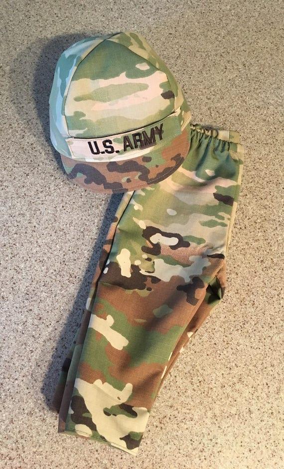 Ocp Multicam Baby Military Set Army